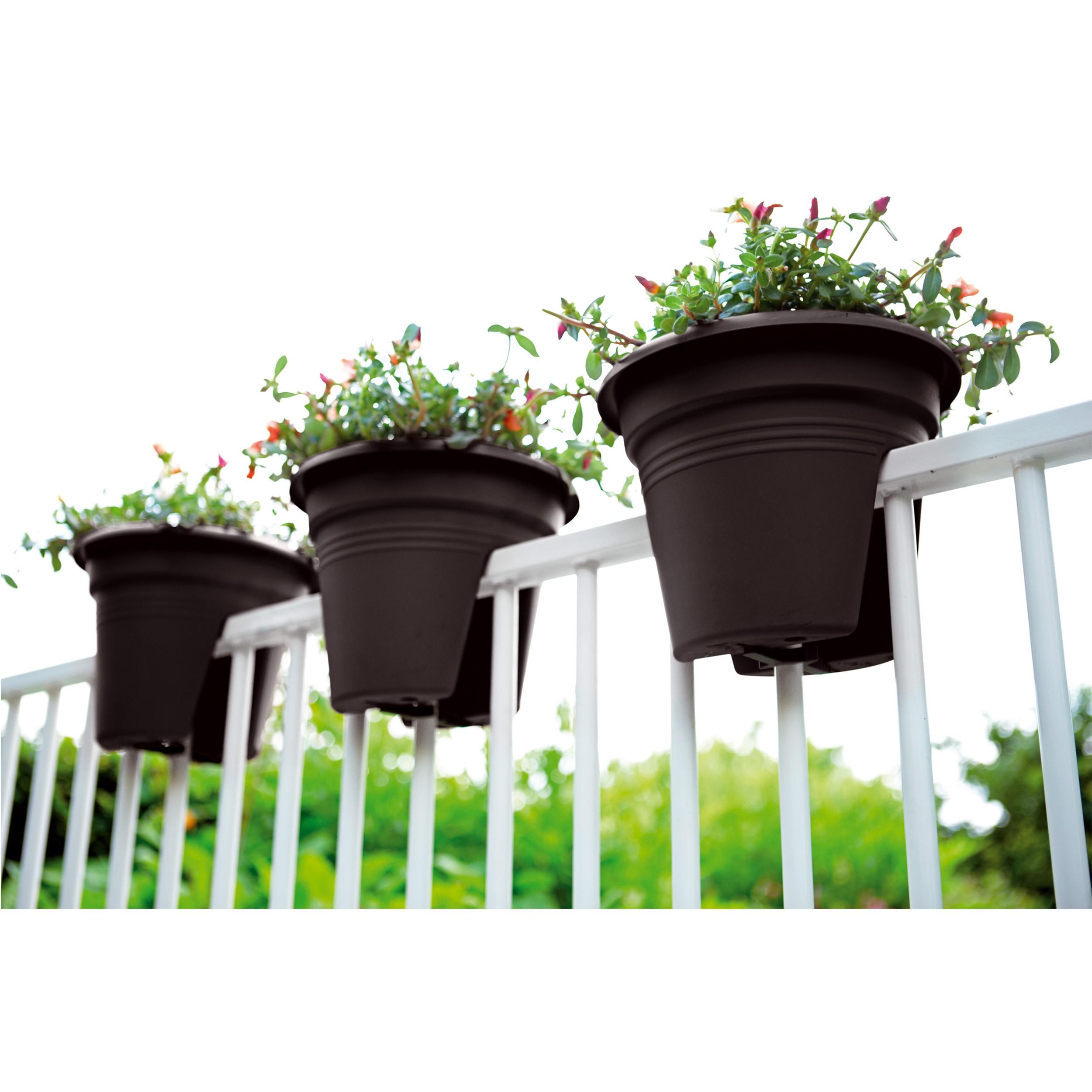 pflanzgef green basics flower bridge d30cm. Black Bedroom Furniture Sets. Home Design Ideas