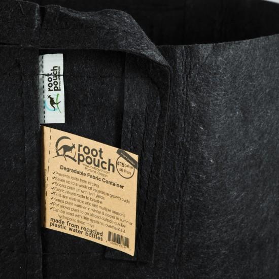 Pflanztasche mit Griffen 56 Liter Root Pouch Pflanzbeutel Pflanzgefäß Pflanztopf