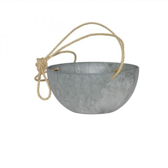 artstone-fiona-blumenampel-grau-durchmesser_25cm