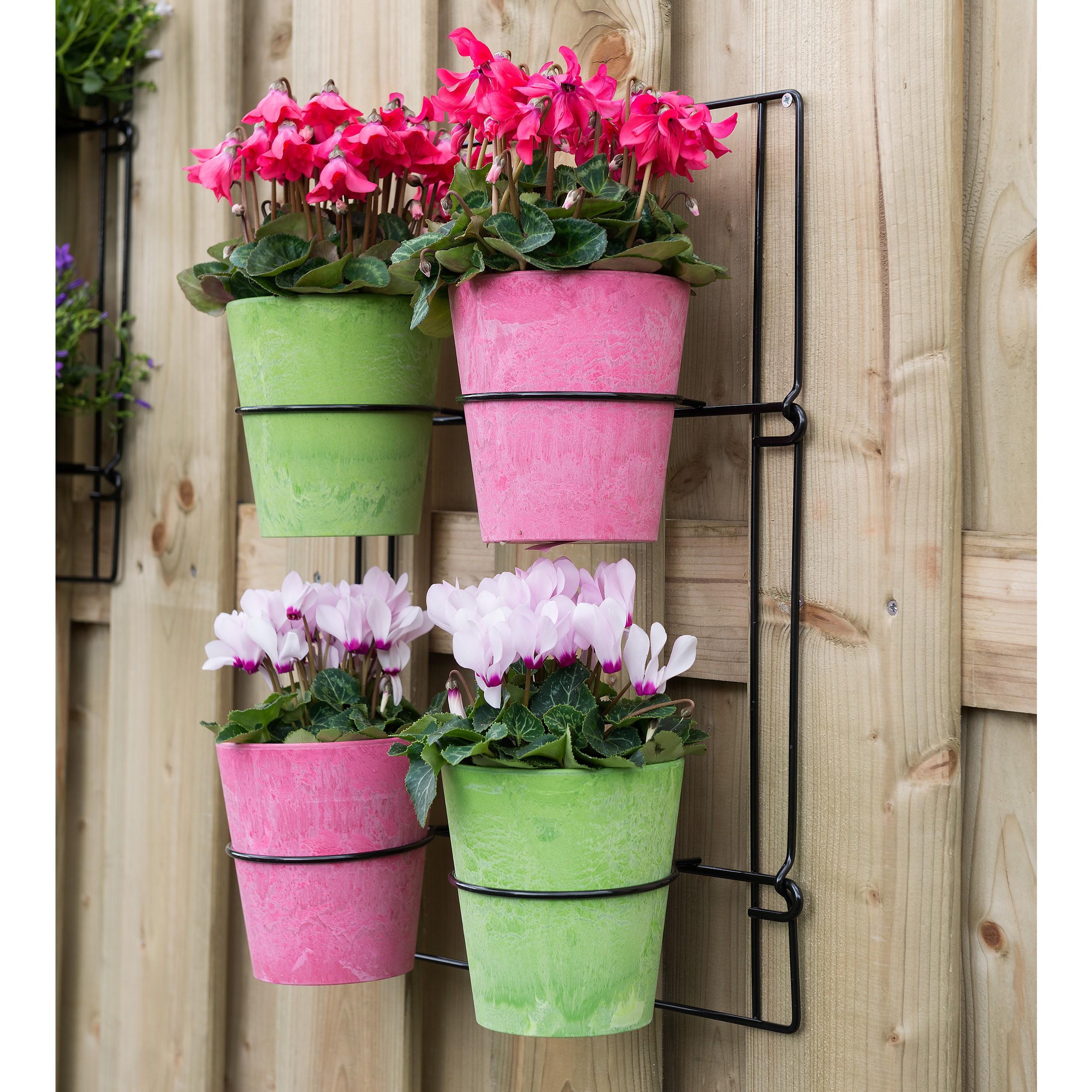 artstone-blumentopf-claire-pink-limegruen-amy-regal-schwarz_1 Elegantes Blumentopf Durchmesser 50 Cm Dekorationen