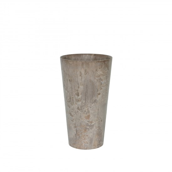 artstone_claire_pflanzsaeule_taupe_H49cm
