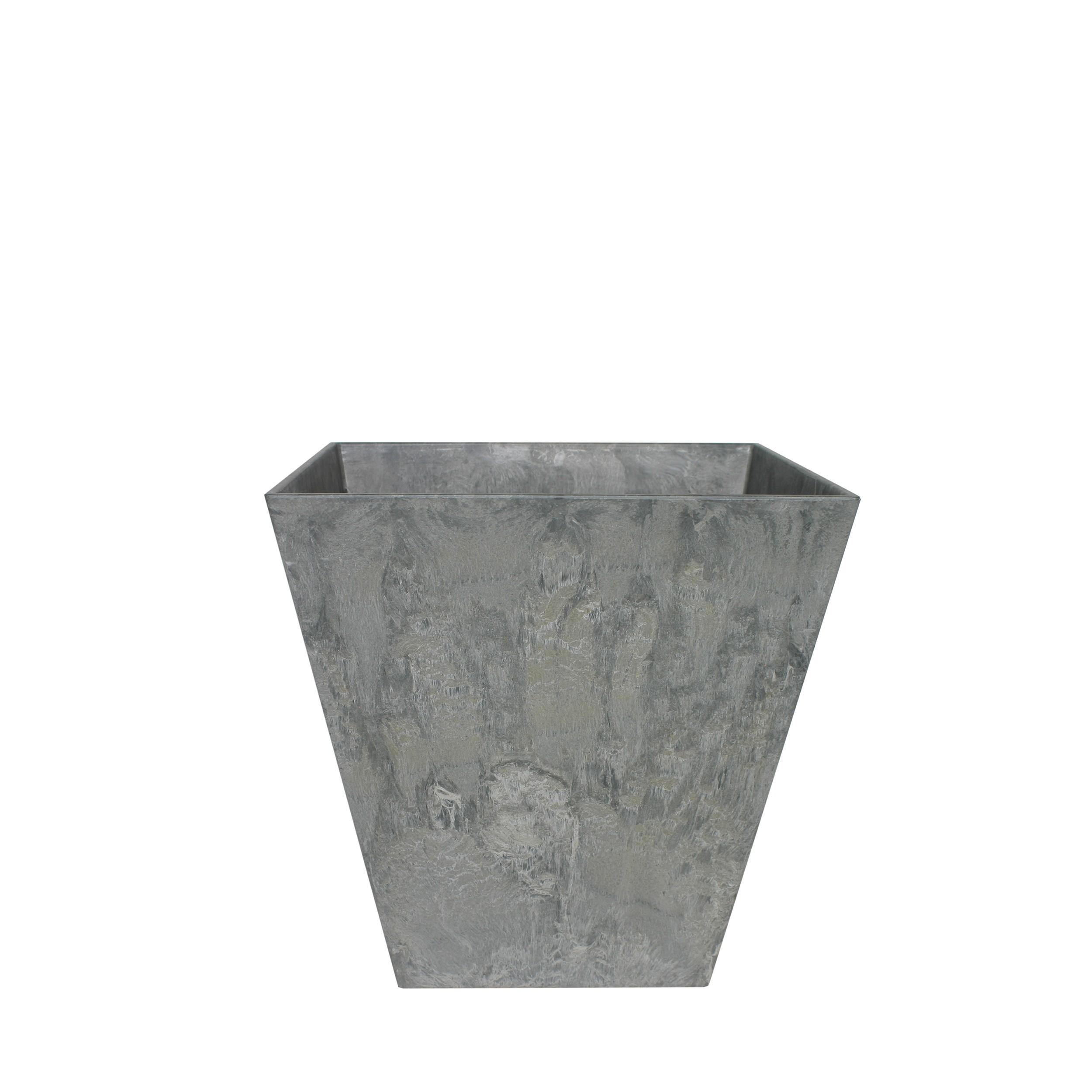 Blumenkübel Ella 30cm Artstone Pflanzkübel Übertopf Wasserspeicher ...