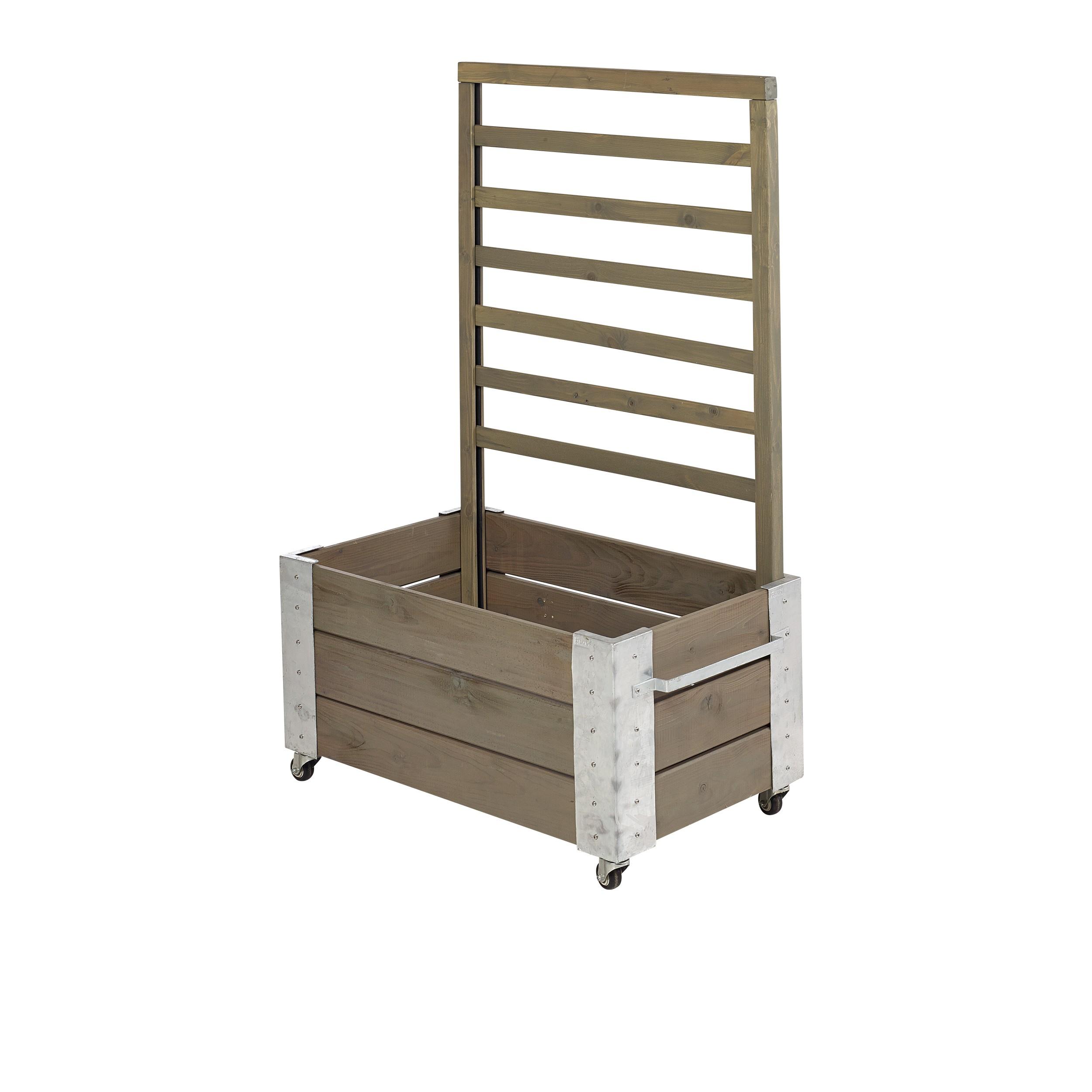 pflanzkasten mit spalier pflanzkasten mit spalier eckelement b 50 cm h 140 cm khw pflanzkasten. Black Bedroom Furniture Sets. Home Design Ideas