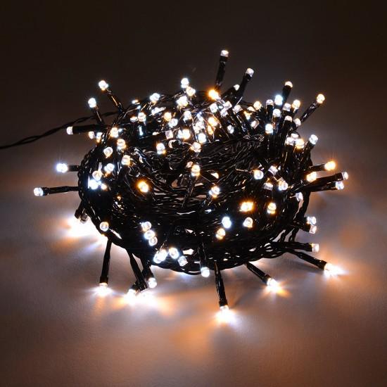 starlight_led_lichterkette_duochip_kaltweiss_warmweiss_200Led