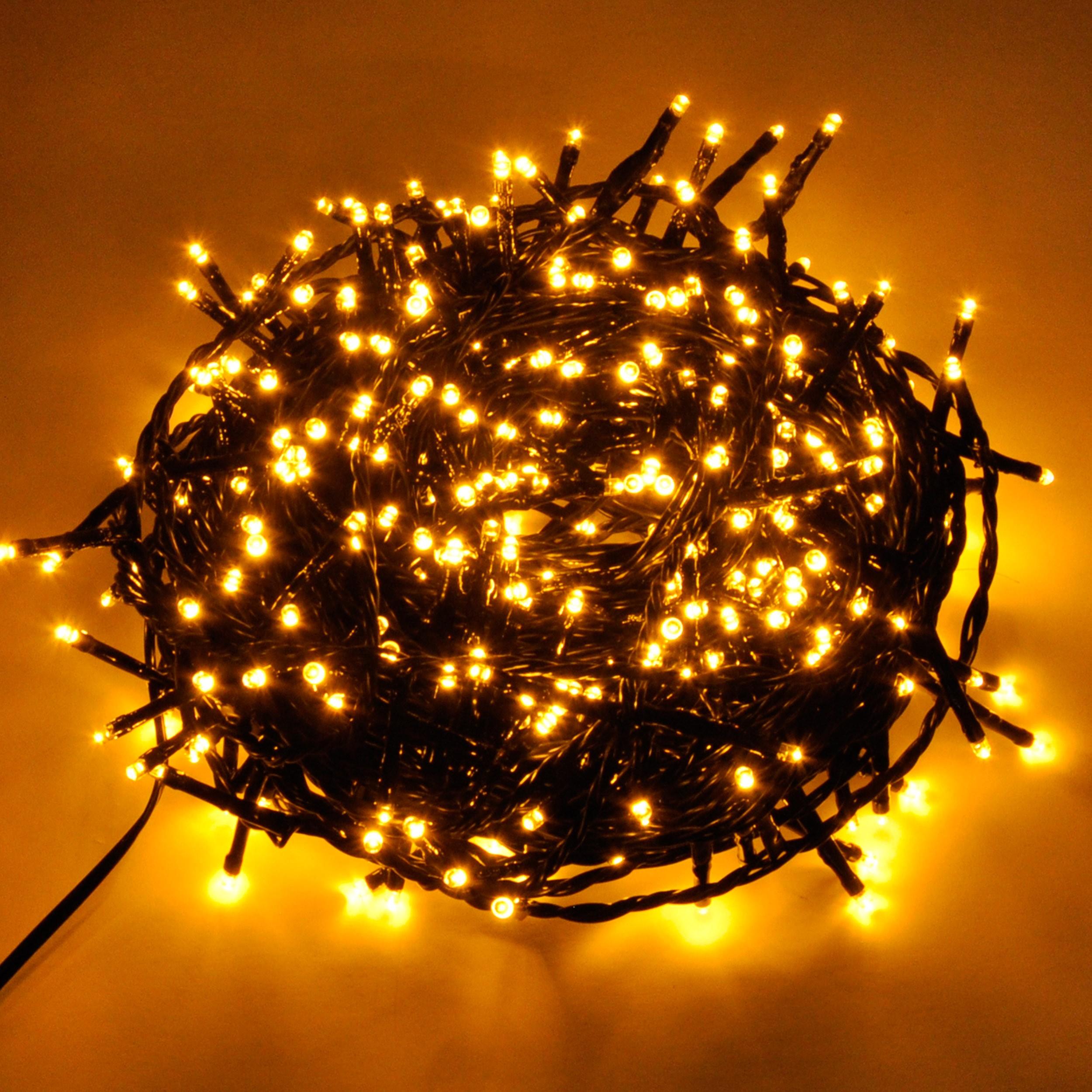 starlight-led-lichterkette-goldenwarmweiss-400 Verwunderlich Led Lichterkette 20 Meter Dekorationen