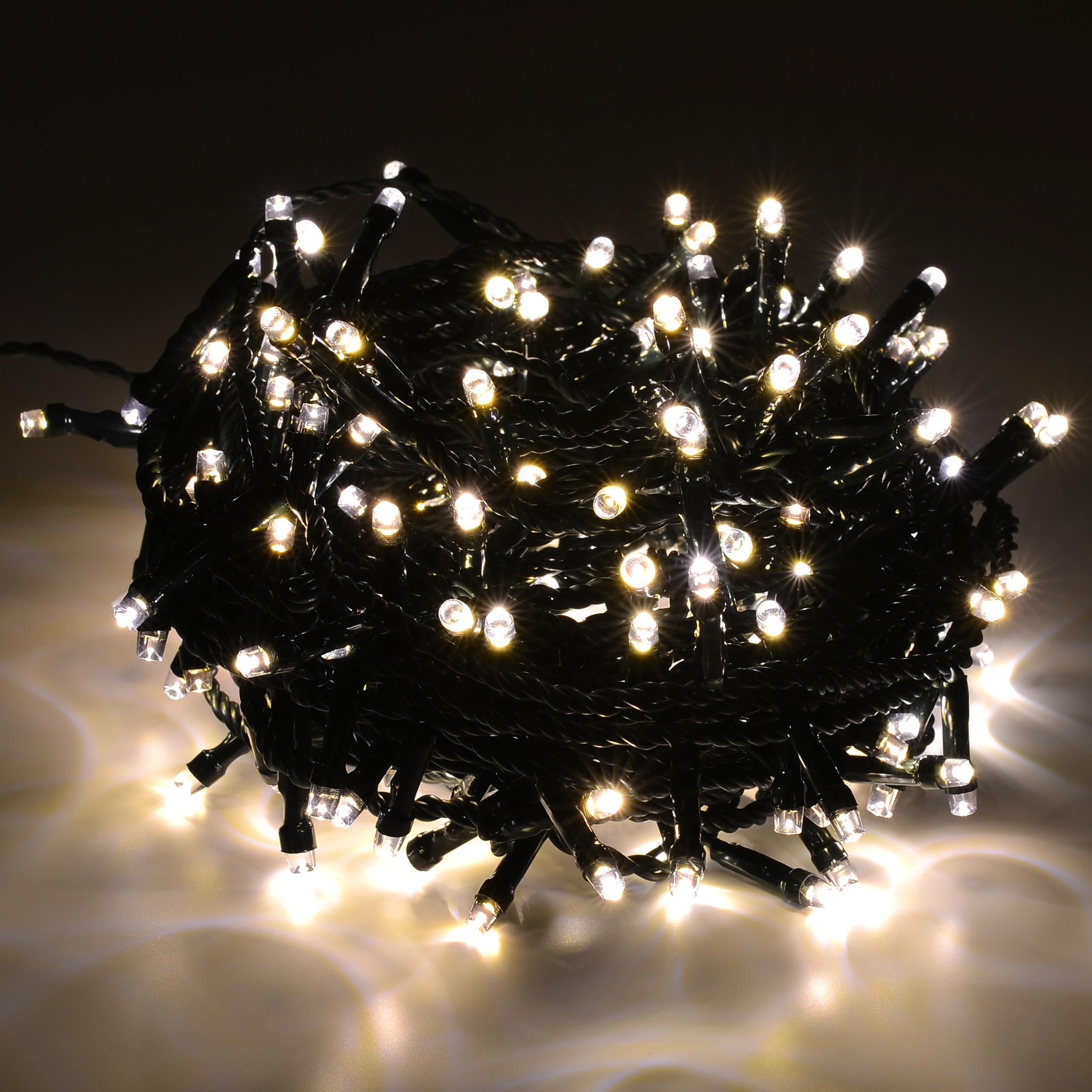 starlight-led-lichterkette-warmweiss-400 Verwunderlich Led Lichterkette 20 Meter Dekorationen