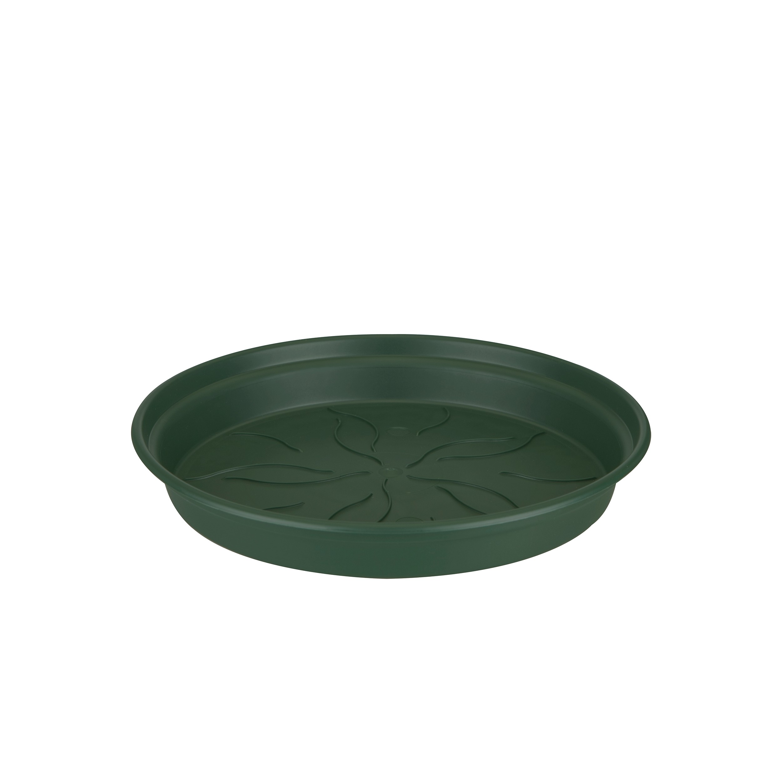 elho blumentopf untersetzer green basics 25cm rund kunststoff ebay. Black Bedroom Furniture Sets. Home Design Ideas