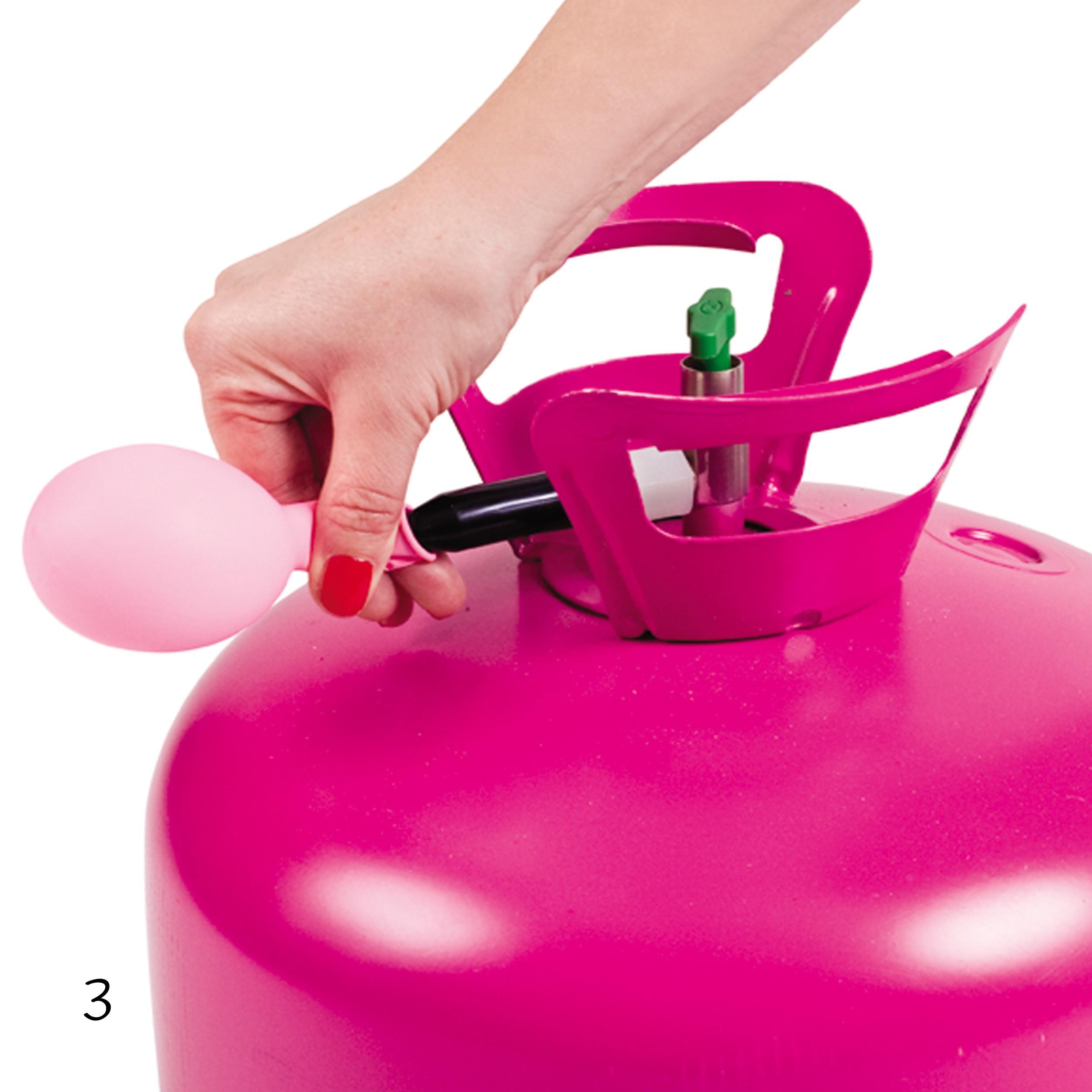helium ballongas f r 30 luftballons heliumflasche folienballons hochzeit party ebay. Black Bedroom Furniture Sets. Home Design Ideas