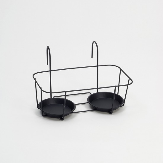 blumentopfhalter marlow l nge 34cm halterung blumentopf balkon ebay. Black Bedroom Furniture Sets. Home Design Ideas