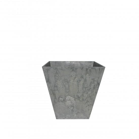 artstone-blumentopf-ella-20cm-grau