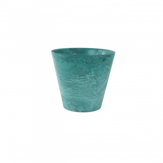 artstone-claire-blumentopf-azurblau-22cm
