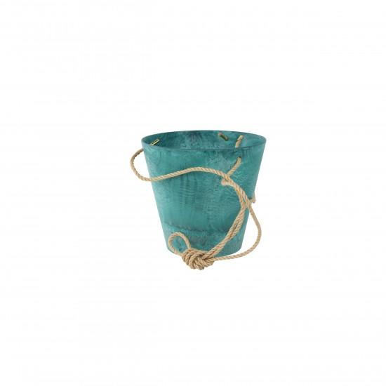 artstone-haengetopf-claire-azurblau-17cm