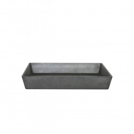 artstone-untersetzer-ella-26cm-schwarz