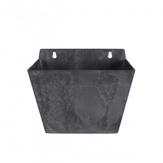 artstone-wandhaenger-ella-schwarz-22cm
