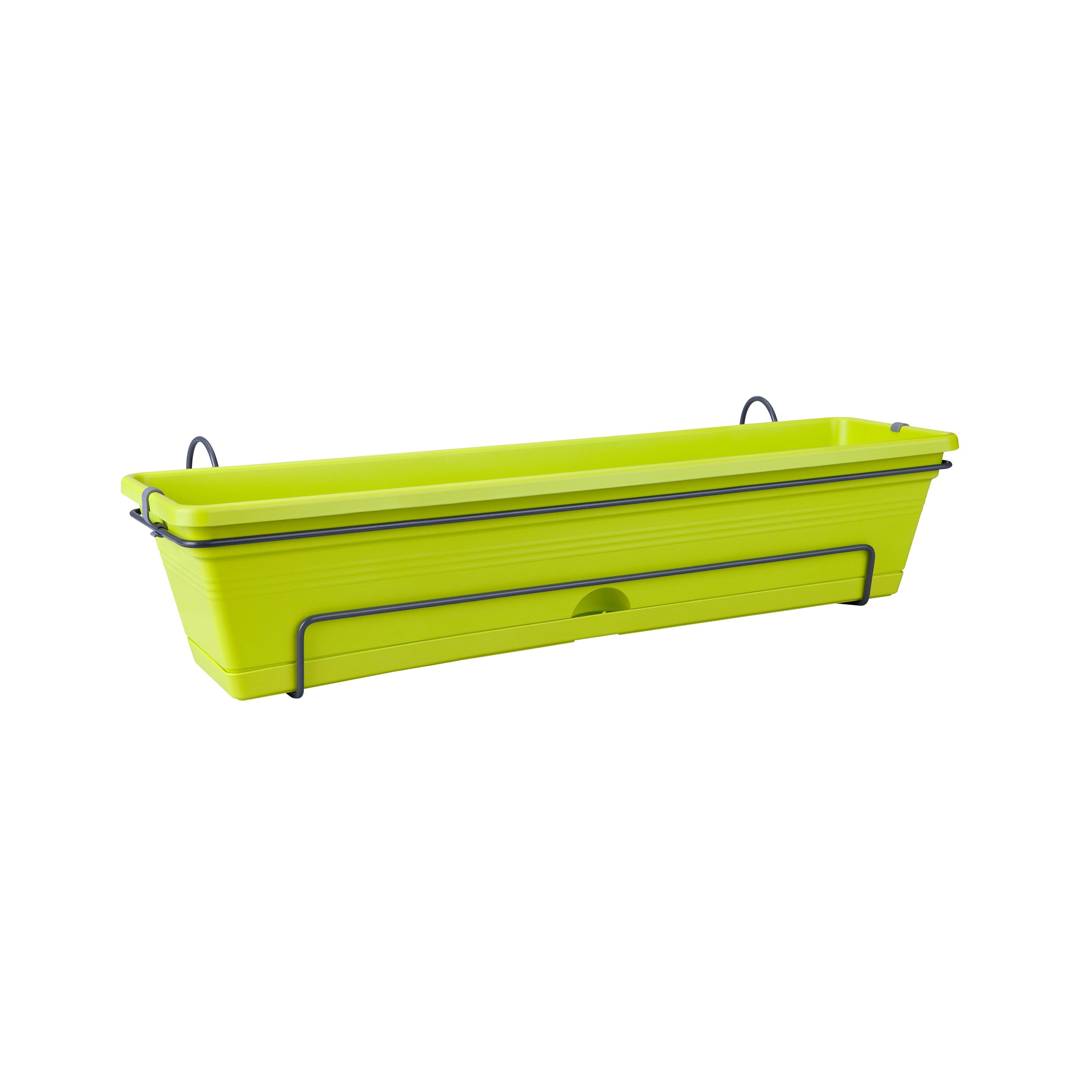 elho blumenkasten set green basics all in one 70cm. Black Bedroom Furniture Sets. Home Design Ideas