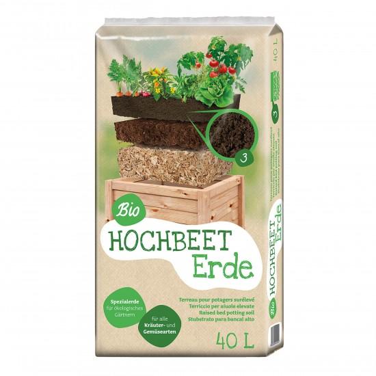 Universal Bio-Hochbeeterde 40 Liter
