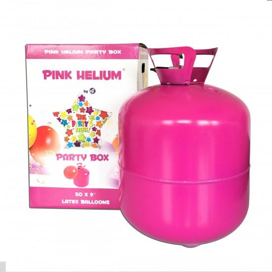 Ballongas Helium Einwegbehälter 420L XXL