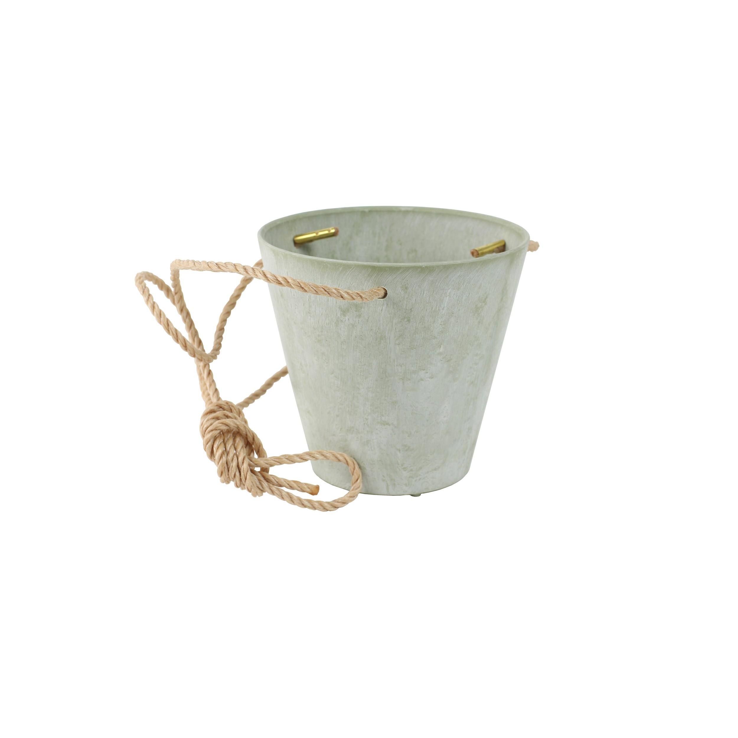 Blumentopf Zum Aufhängen : blumentopf claire zum aufh ngen 22cm artstone ~ Michelbontemps.com Haus und Dekorationen