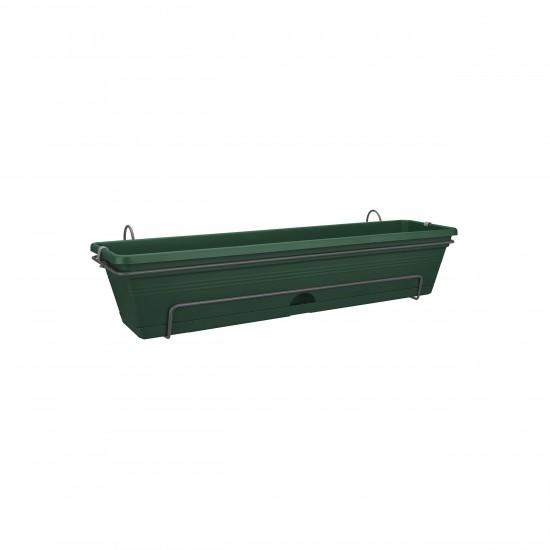 elho blumenkasten green basics allin1 70cm laubgruen