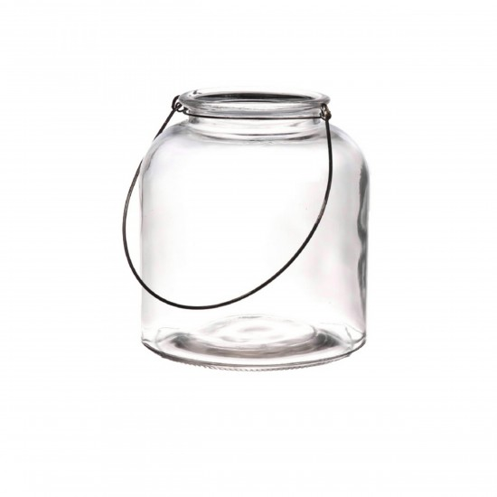 Blumixx Windlicht aus Glas
